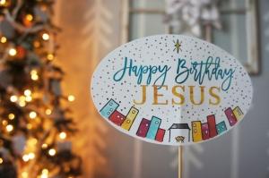 A Birthday Party For Jesus R E F O C U S
